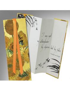 Zakładka - Sunflowers Bookmark