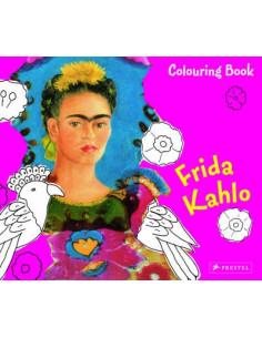 Frida Kahlo Colouring Books