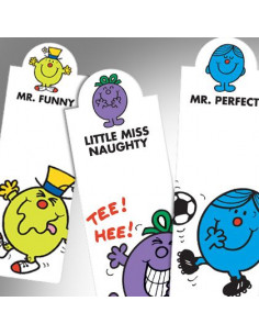 Zakładka - Mr Funny Bookmark