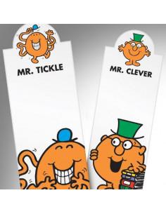 Zakładka - Mr Clever Bookmark