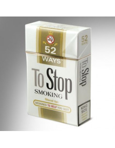 52 Ways to Stop Smoking Cards