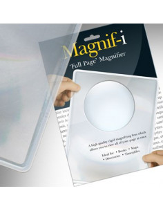 Lupa - 'Full Page' Magnifier