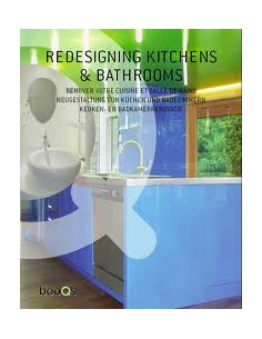 Redesigning Kitchens and Bathrooms