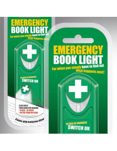 Lampka - Emergency Book Light
