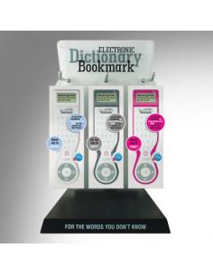 Zakładka/Słownik - Electronic Dictionary Bookmark (Biała)