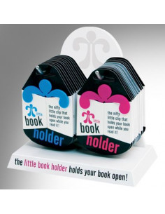Podpórka - Little Book Holder (Pomarańczowa)