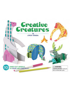 Creative Creatures: Cards