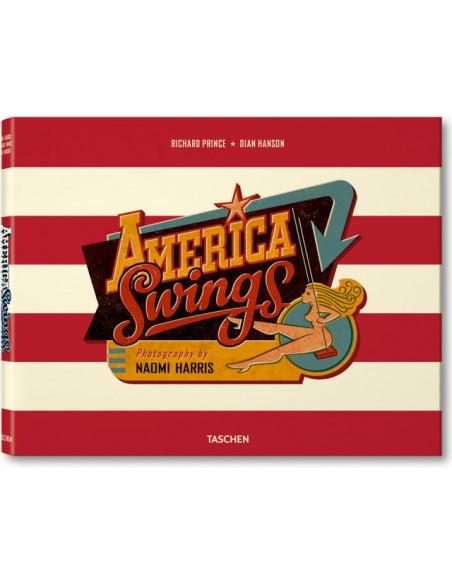 Naomi Harris. America Swings