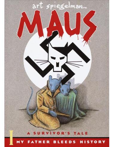 Maus: My Father Bleeds History, Vol. 1 A Survivor's Tale