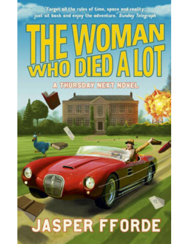 Woman Who Died a Lot