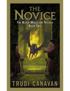 Novice: The Black Magician Trilogy Book 2