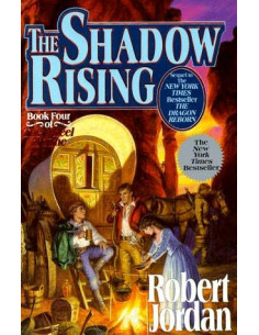 Shadow Rising: Wheel of Time