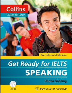 Collins Get Ready for IELTS Speaking (+CD)