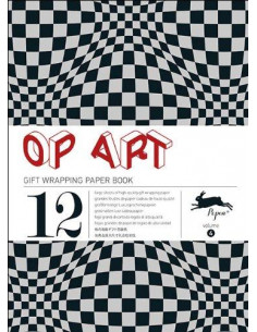 Gift Wrapping Book 04: Op Art