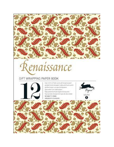 Gift Wrapping Book 05: Renaissance
