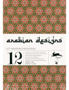Gift Wrapping Book 06: Arabian Designs
