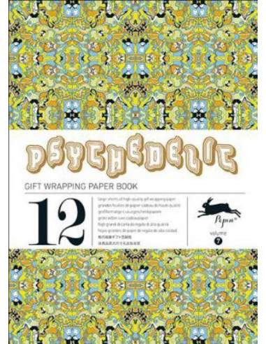 Gift Wrapping Book 07: Psychedelic
