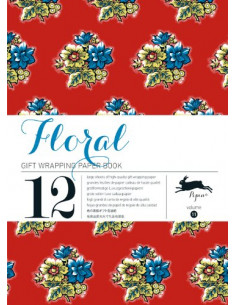 Gift Wrapping Book 11: Floral