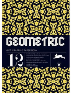 Gift Wrapping Book 16: Geometric