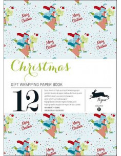 Gift Wrapping Book 21: Christmas