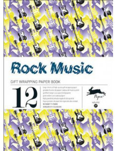Gift Wrapping Book 27: Rock Music
