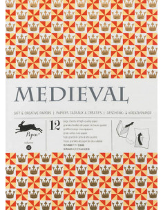Gift Wrapping Book 37: Medieval