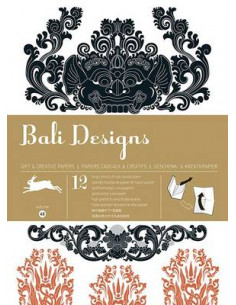 Gift Wrapping Book 45: Bali Designs