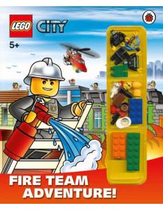 LEGO CITY: Fire Team Adventure!