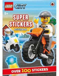 LEGO City: Super Stickers