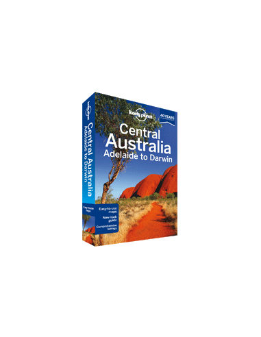 Central Australia 6 Adelaide to Darwin