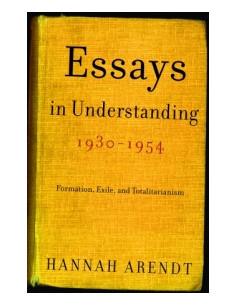 Essays in Understanding 1930-1954