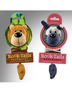 Zakładka - Book-Tail Dog