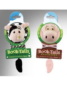 Zakładka - Book-Tail Pig