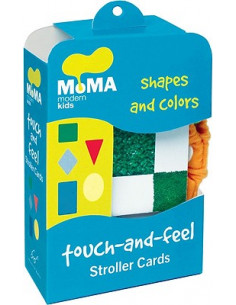 MoMA Shapes and Colors Stroller Cards