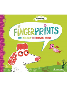 Fingerprints: Let's Make Art with Everyday Things