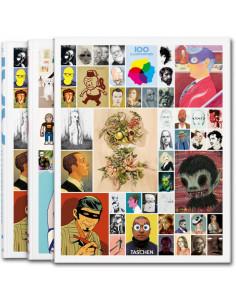 100 Ilustratorów (Polska Edycja 2 Tomy)