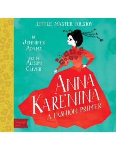 Little Master Tolstoy: Anna Karenina