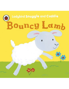 Bouncy Lamb: Ladybird Snuggle and Cuddle Cloth Books