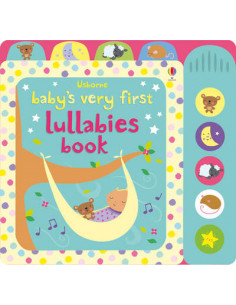Baby's Very First Lullabies Book