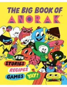 Big Book of Anorak: Vol. 1