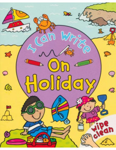 I Can Write: On Holiday