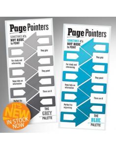 Zakładki - Page Pointers (Szare)