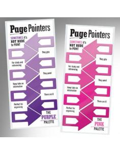 Zakładki - Page Pointers (Różowe)