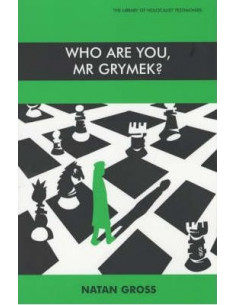 Who are You, Mr.Grymek?