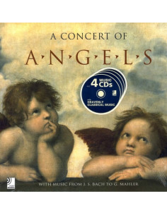 Concert of Angels: Music from J. S. Bach to G. Mahler (+ 4CD)