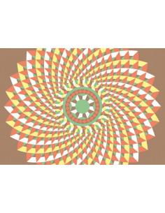 Placemat Pad Vol. 10 Mosaics