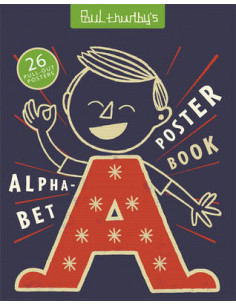 Paul Thurlby's Alphabet Poster Book