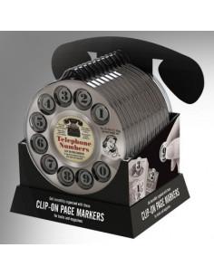 Zakładka - Telephone Numbers