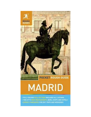 Pocket Rough Guide Madrid 2014