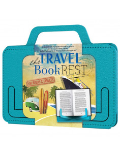 PodpórkaTravel Book Rest - Beachy Blue